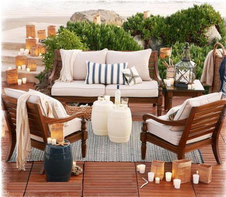 Colecci n muebles de verano 2010 nuevo juegos de for Sofa baul terraza